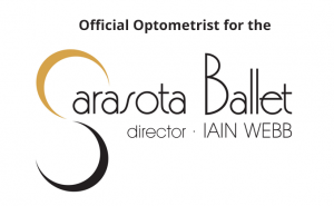official optometrist for Sarasota Ballet